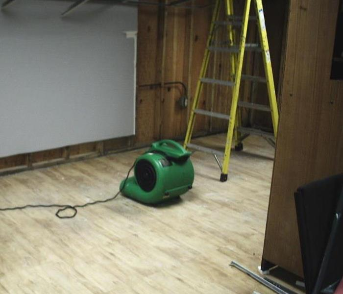 Mold Remediation at Baton Rouge Business After