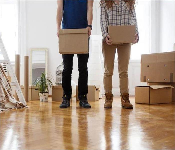 General Moving In or Moving Out: SERVPRO® of East Baton Rouge Can Restore Your Home