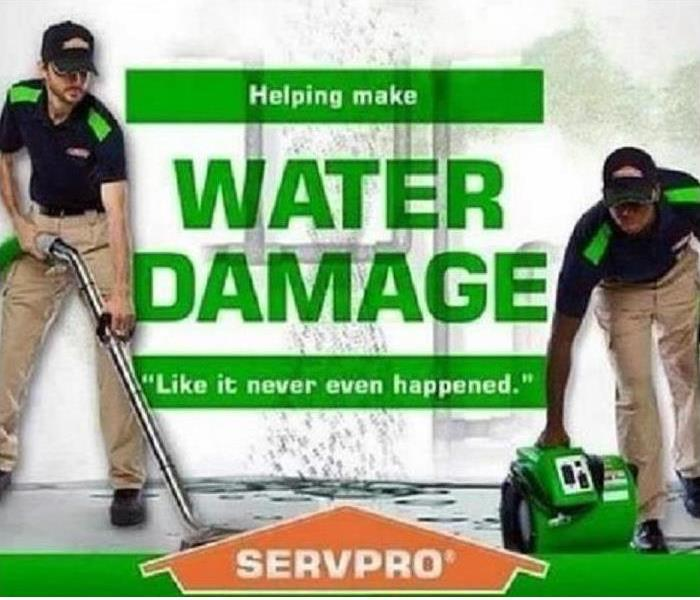 Water Damage Contaminated Water