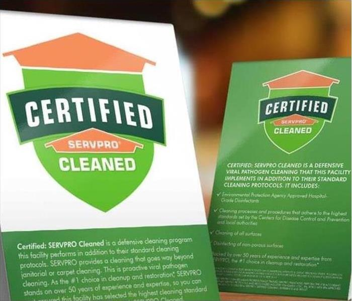 From COVID to general cleaning of your home or business, SERVPRO is your local expert to get the job done.