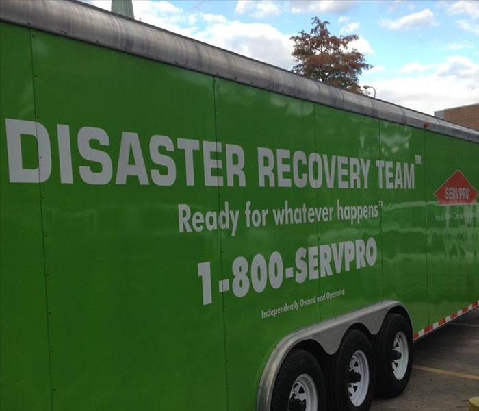 Storm Damage When storms or floods hit East Baton Rouge, SERVPRO is ready!